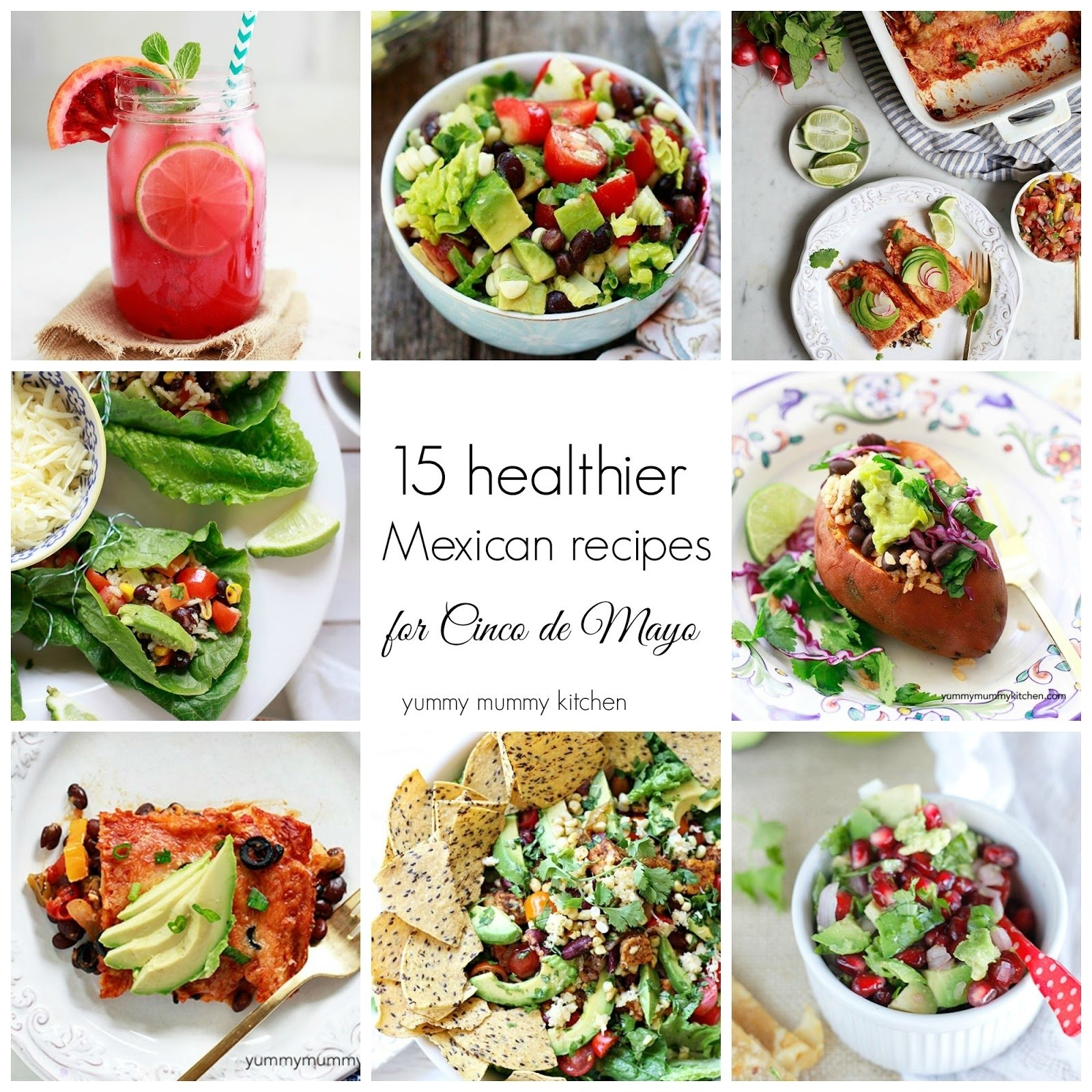 10 Most Recommended Cinco De Mayo Potluck Ideas 15 healthy mexican recipes for cinco de mayo yummy mummy kitchen 2021