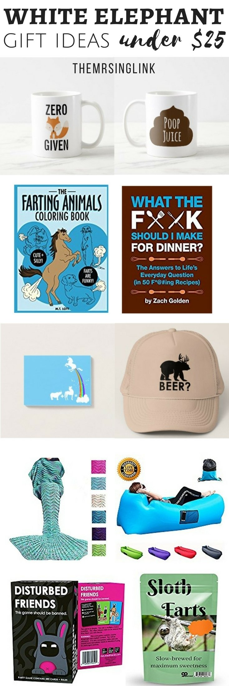 10 Famous Christmas White Elephant Gift Ideas 15 hilarious gags gift ideas for your white elephant christmas party 2021