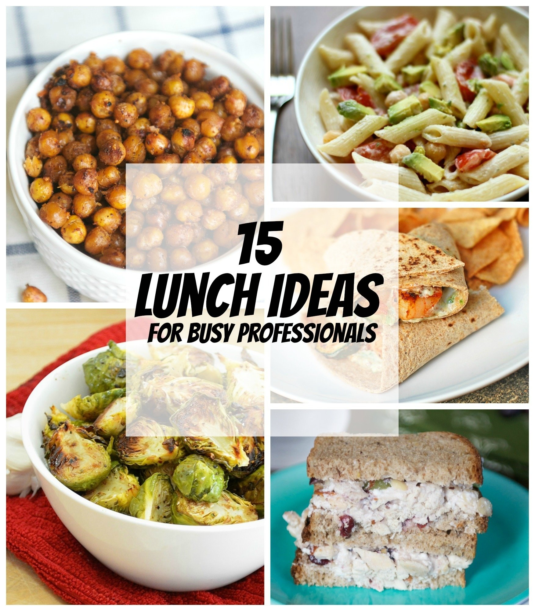 15 lunch ideas for busy professionals-the almond eater
