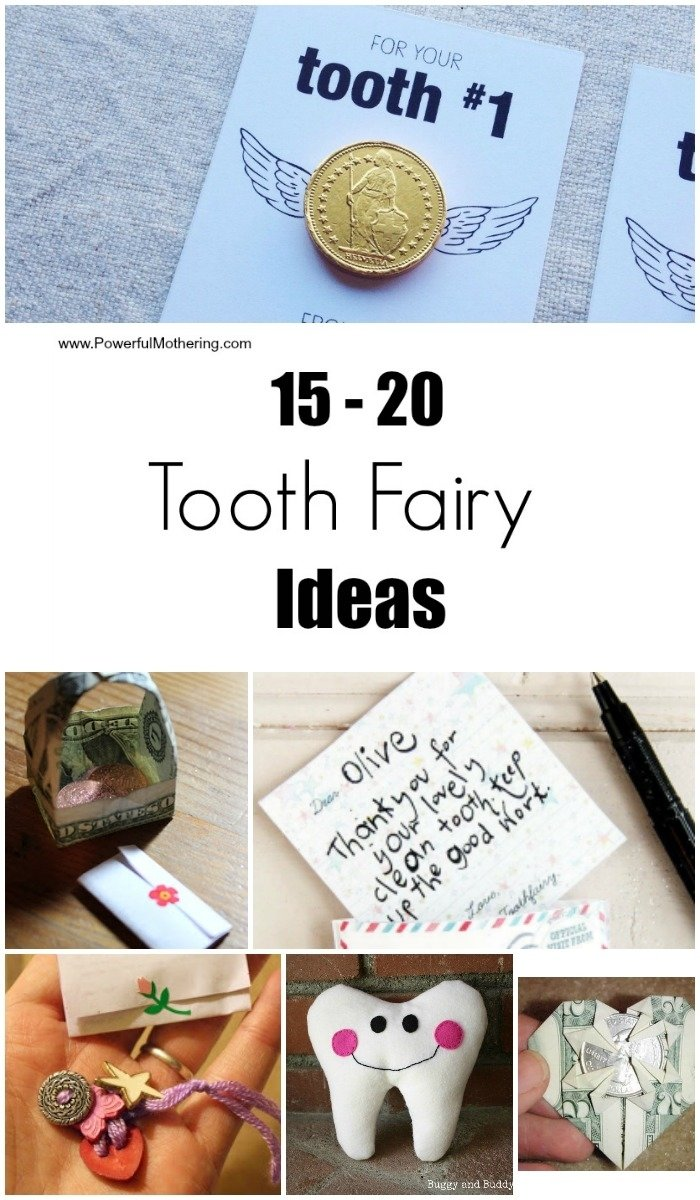 10 Elegant Tooth Fairy Ideas For First Tooth 15 memorable tooth fairy ideas the kids will love 2020
