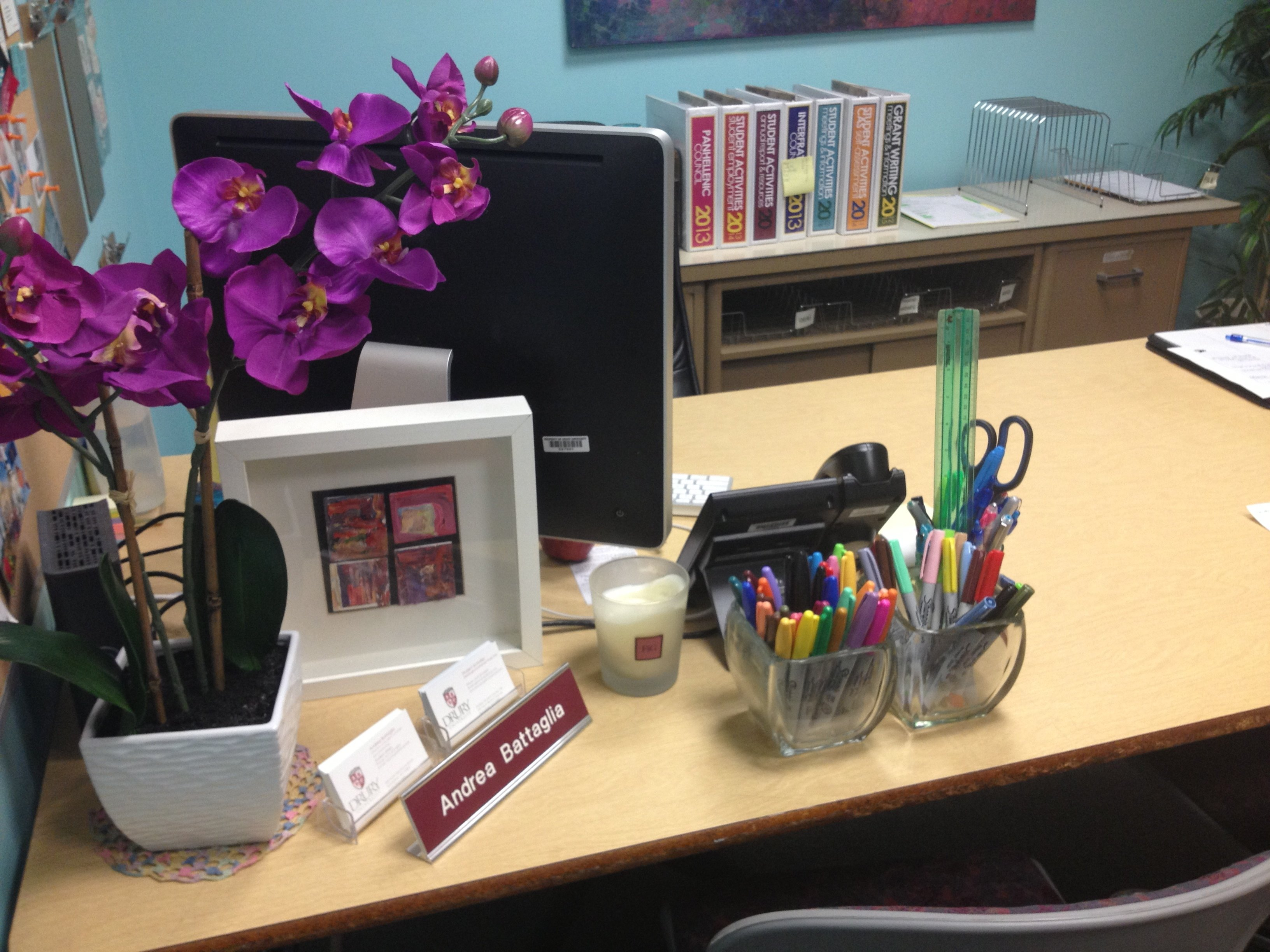 10 Most Popular Work From Home Ideas 2013 15 minute desk organization ideas andreabcreative 2020