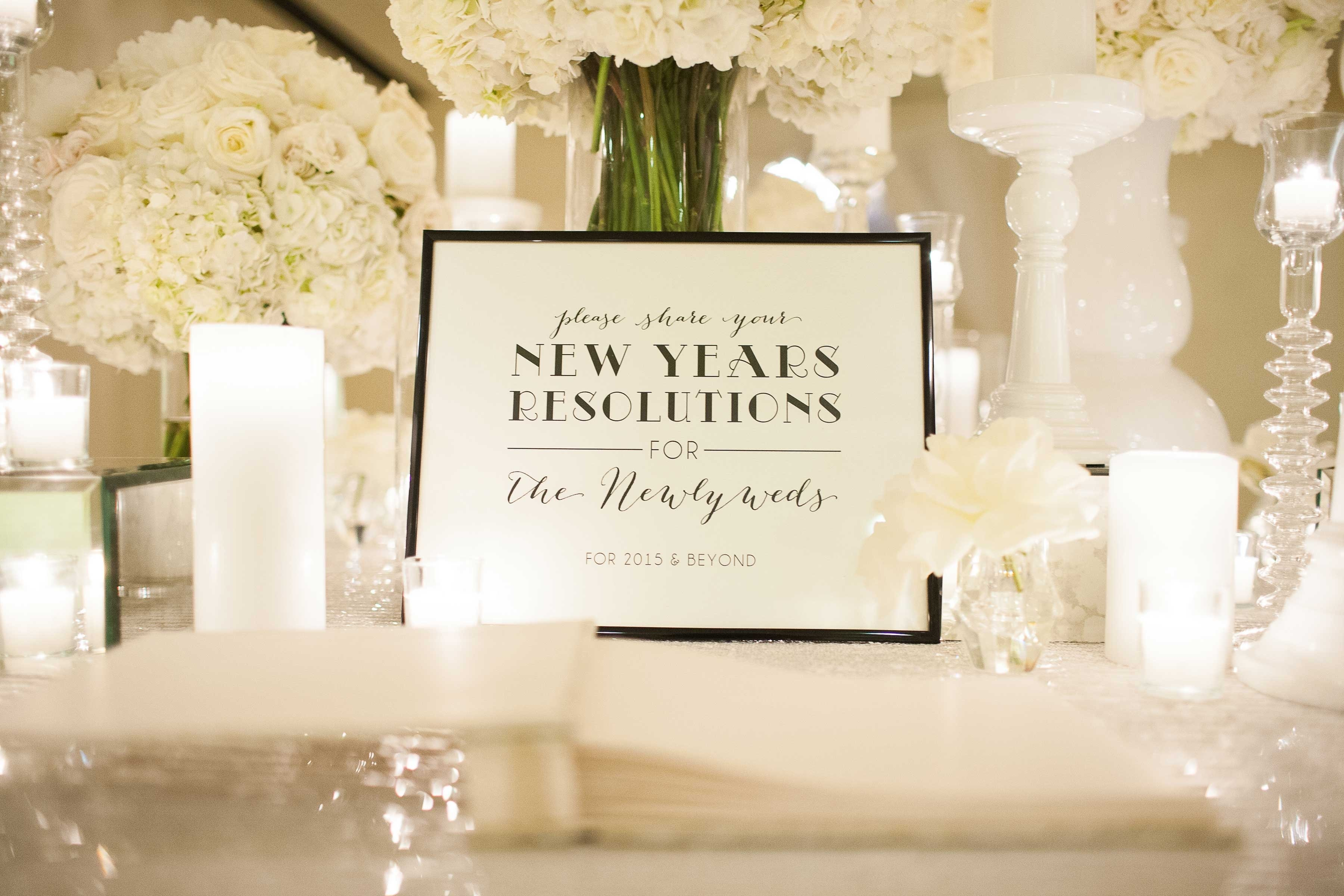 10 Attractive New Years Eve Wedding Ideas 15 new years eve wedding ideas from real weddings inside weddings 2020