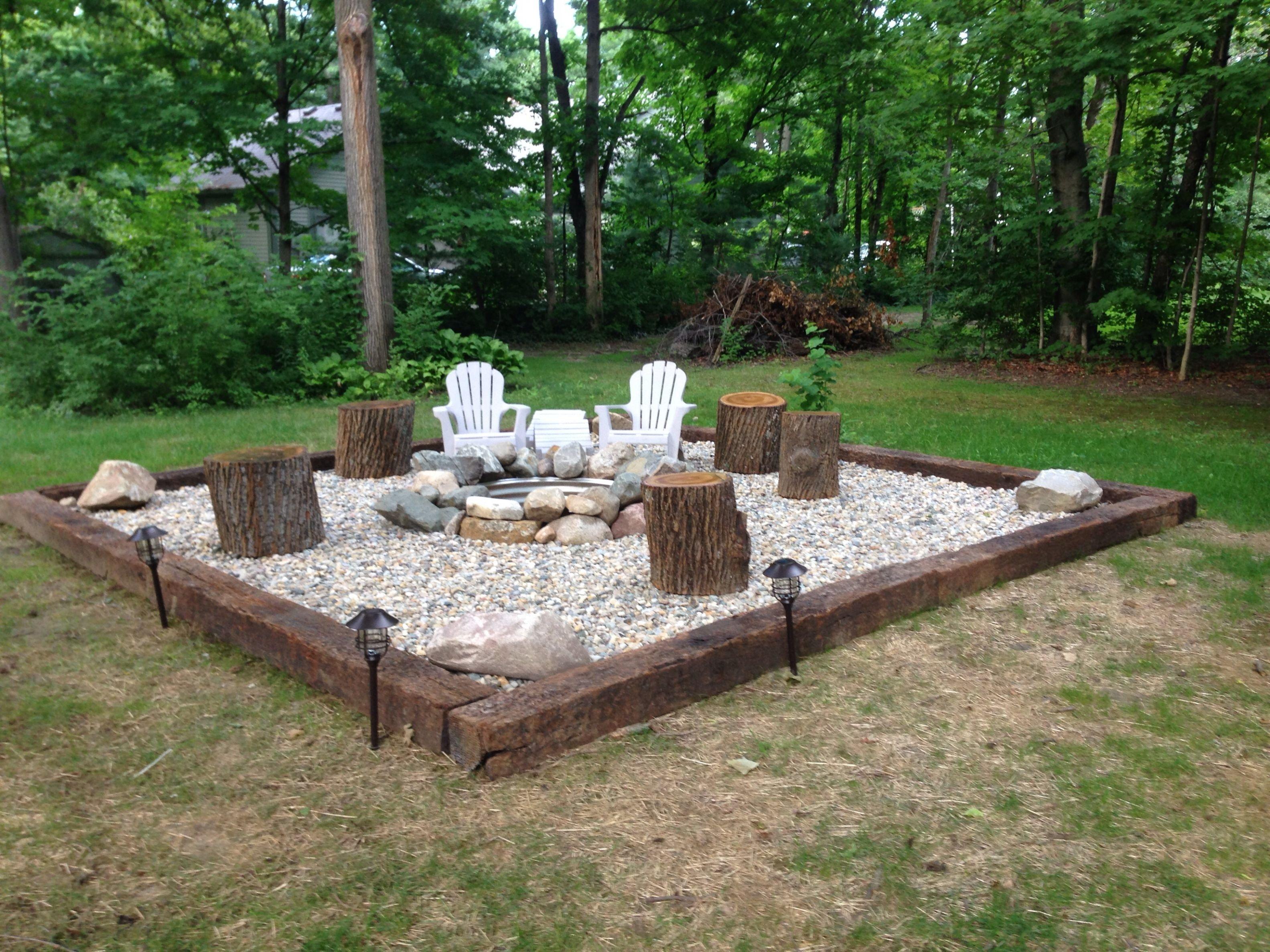 10 Great Outdoor Fire Pit Ideas Backyard 15 outstanding cinder block fire pit design ideas for outdoor fire 1 2020