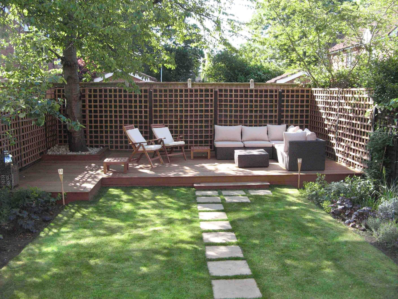 10 Fantastic Small Backyard Ideas On A Budget 15 small deck ideas that will make your backyard beautiful small 2020