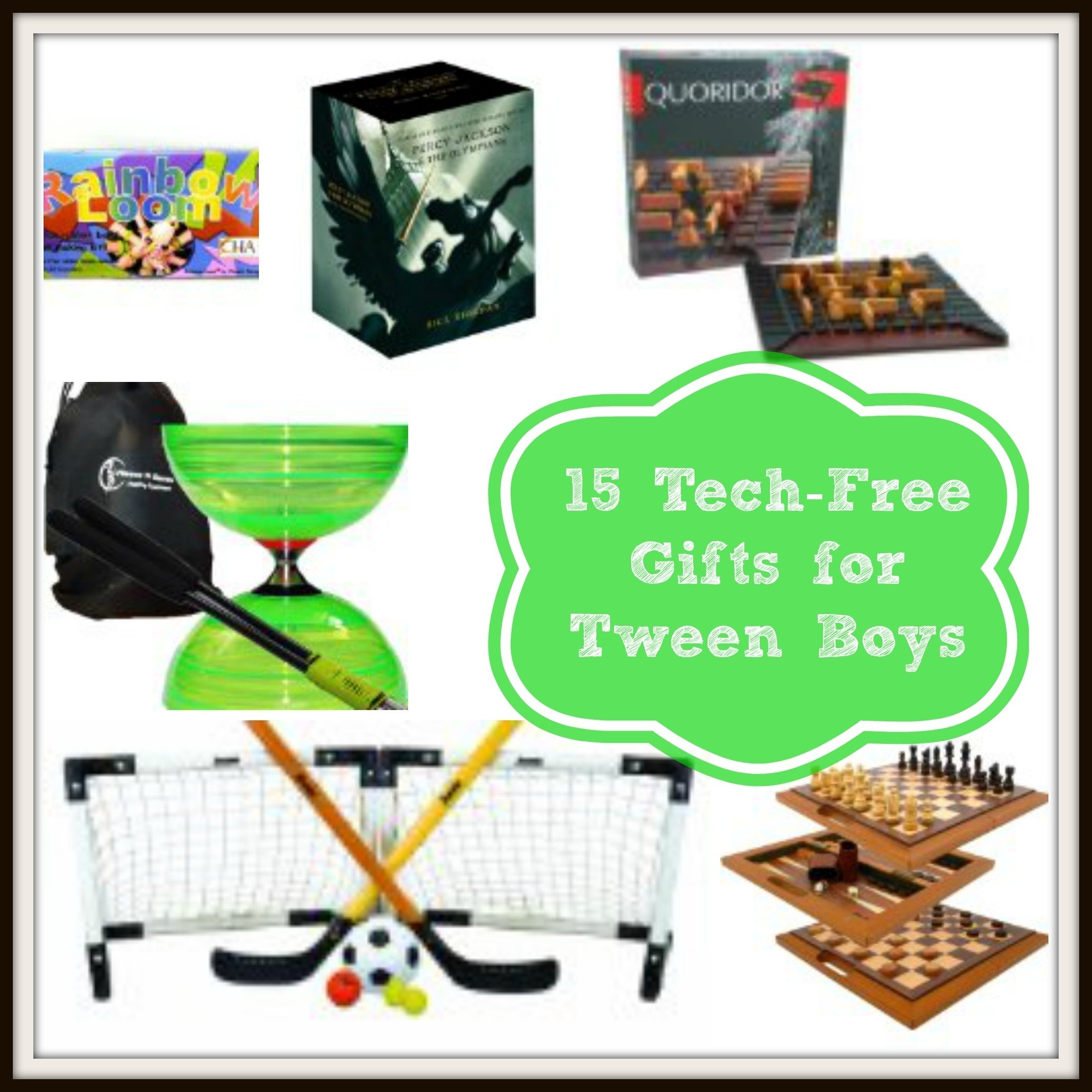 10 Fashionable Cool Gift Ideas For Teenage Guys 15 tech free gifts for tweens 2020
