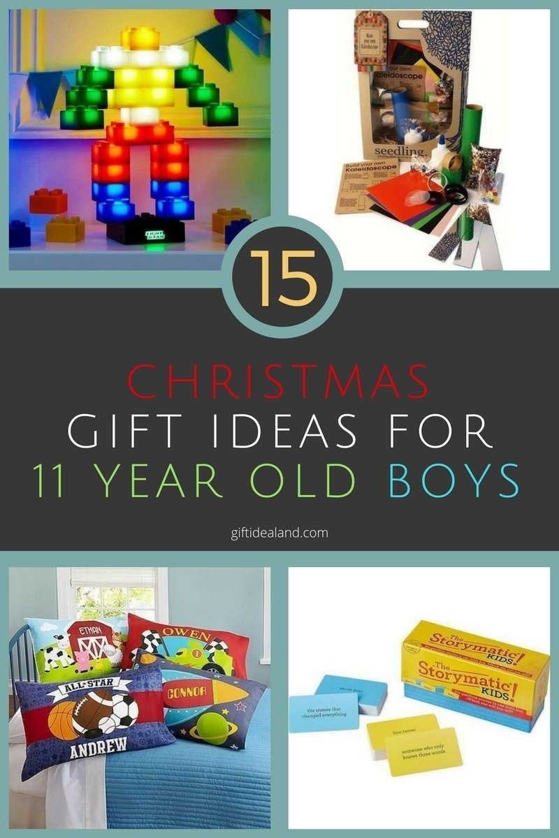 10 Fashionable Gift Ideas For 15 Year Old Boy 15 unique christmas gift ideas for 11 year old boy 3 2020