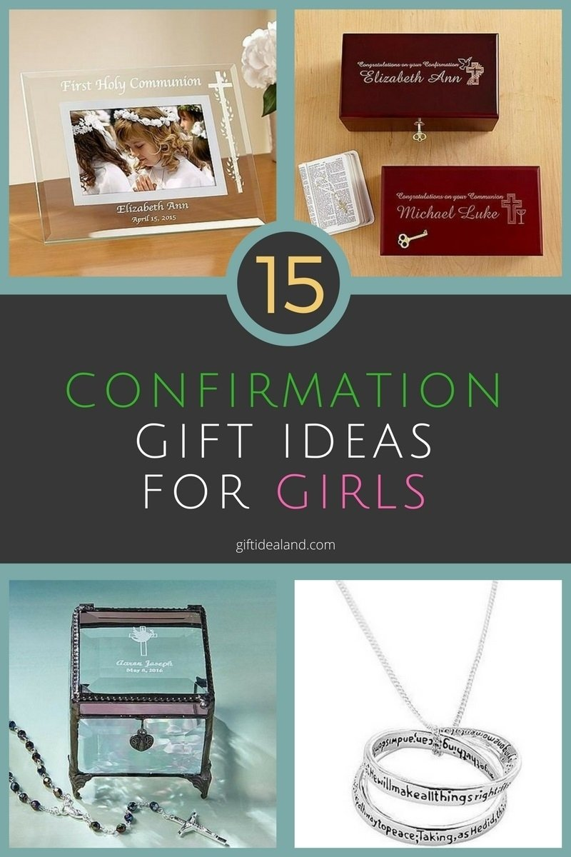 10 Awesome Confirmation Gift Ideas For Boys 15 unique confirmation gift ideas for girls 2020