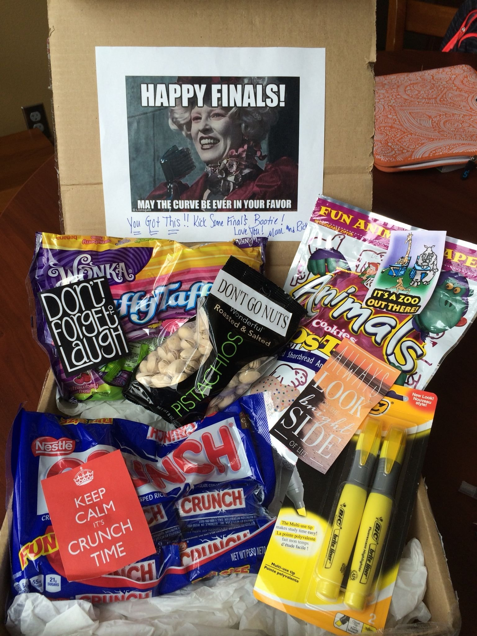 10 Attractive Final Exam Care Package Ideas 15 useful gifts any college student will totally love finals week 1 2021