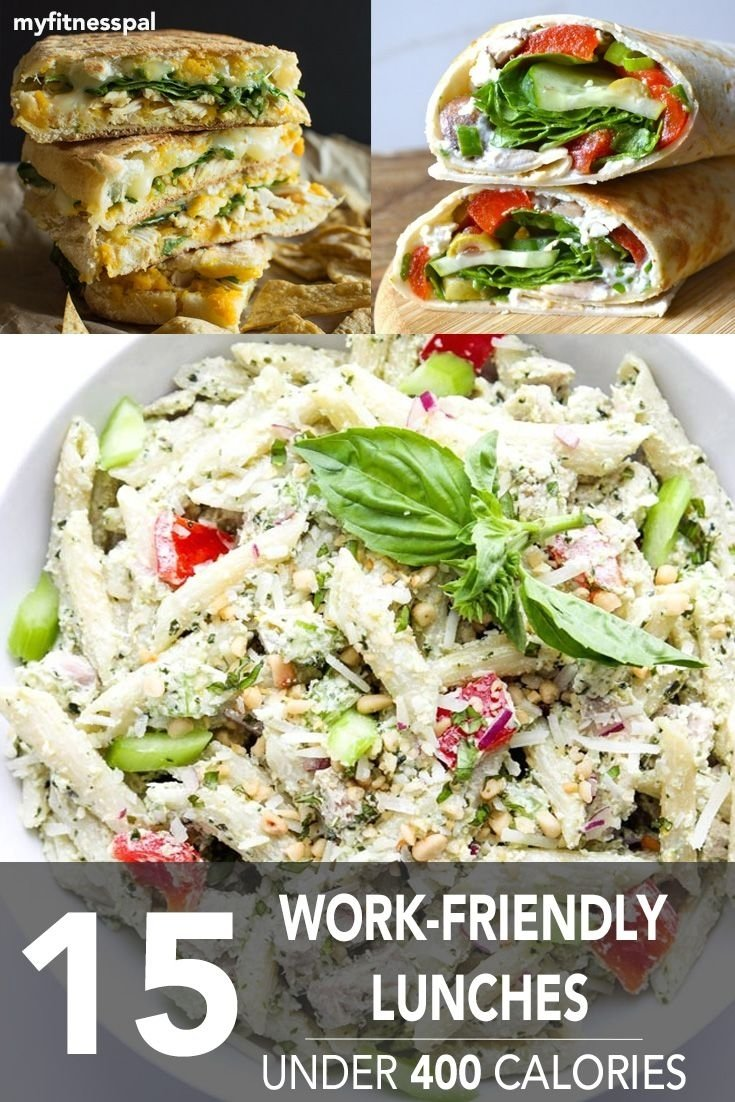 10 Great Low Fat Lunch Ideas For Work 15 work friendly lunches under 400 calories lunches quesadillas 2020