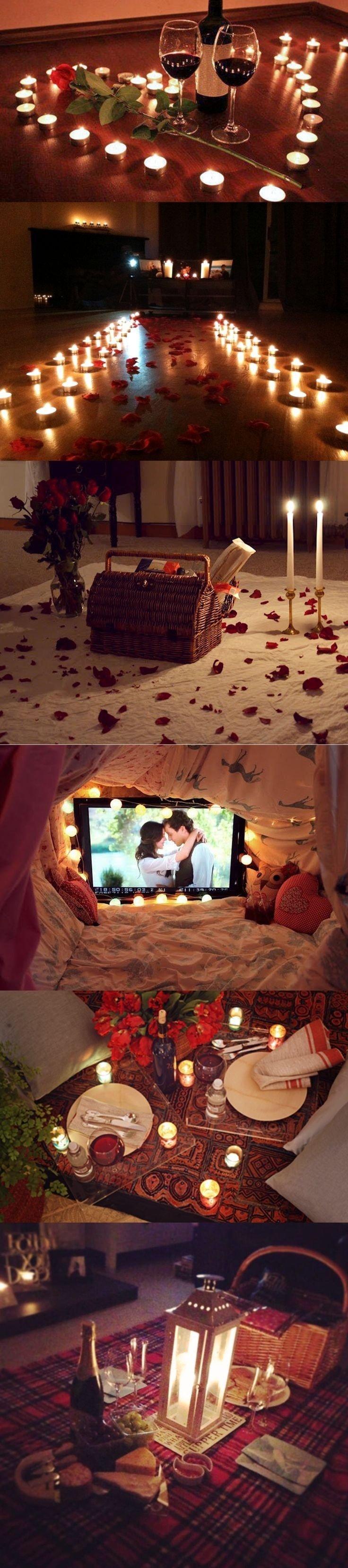10 Stylish Ideas For A Romantic Night 152 best date ideas images on pinterest my love romantic ideas 1