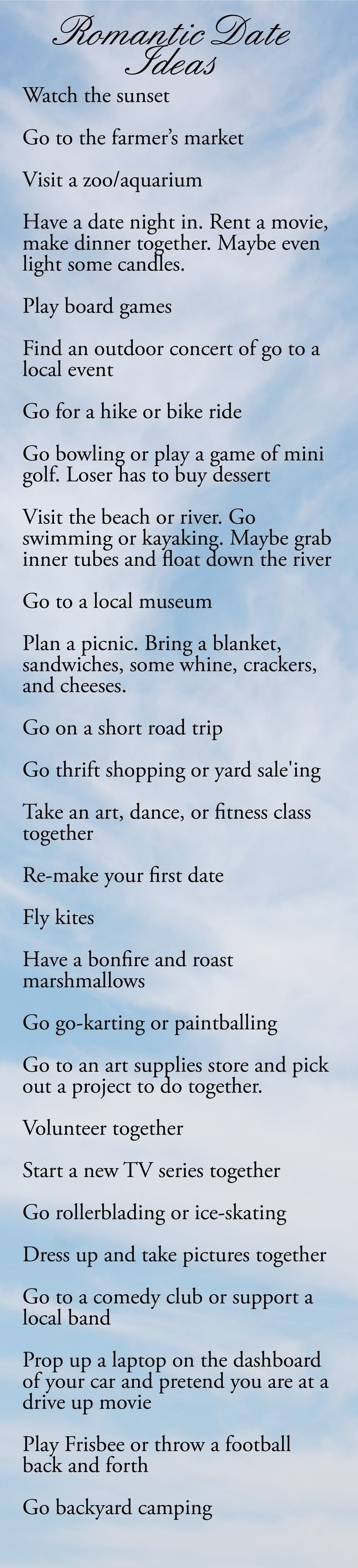 10 Famous Creative Date Ideas For Him 152 best date ideas images on pinterest my love romantic ideas 17 2020
