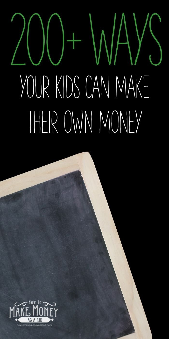 10 Stylish Money Making Ideas For Teenagers 157 best how to make money as a kid images on pinterest earn extra 1 2020