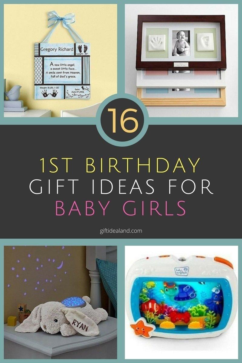 10 Pretty First Birthday Gift Ideas For Girls 16 Amazing 1st