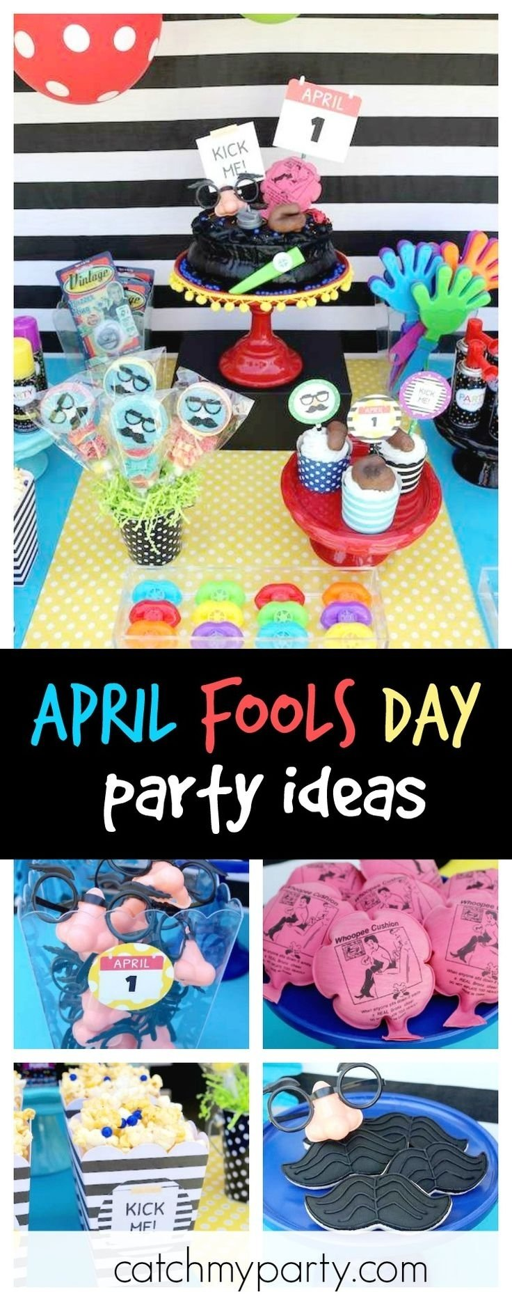 16 best april fools day party ideas images on pinterest | april