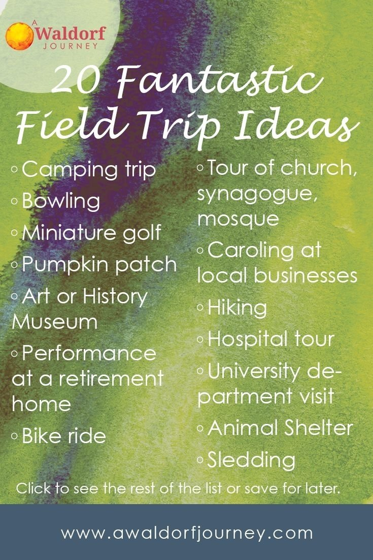 10 Trendy High School Field Trip Ideas 16 best field trips images on pinterest field trips kid garden 2020