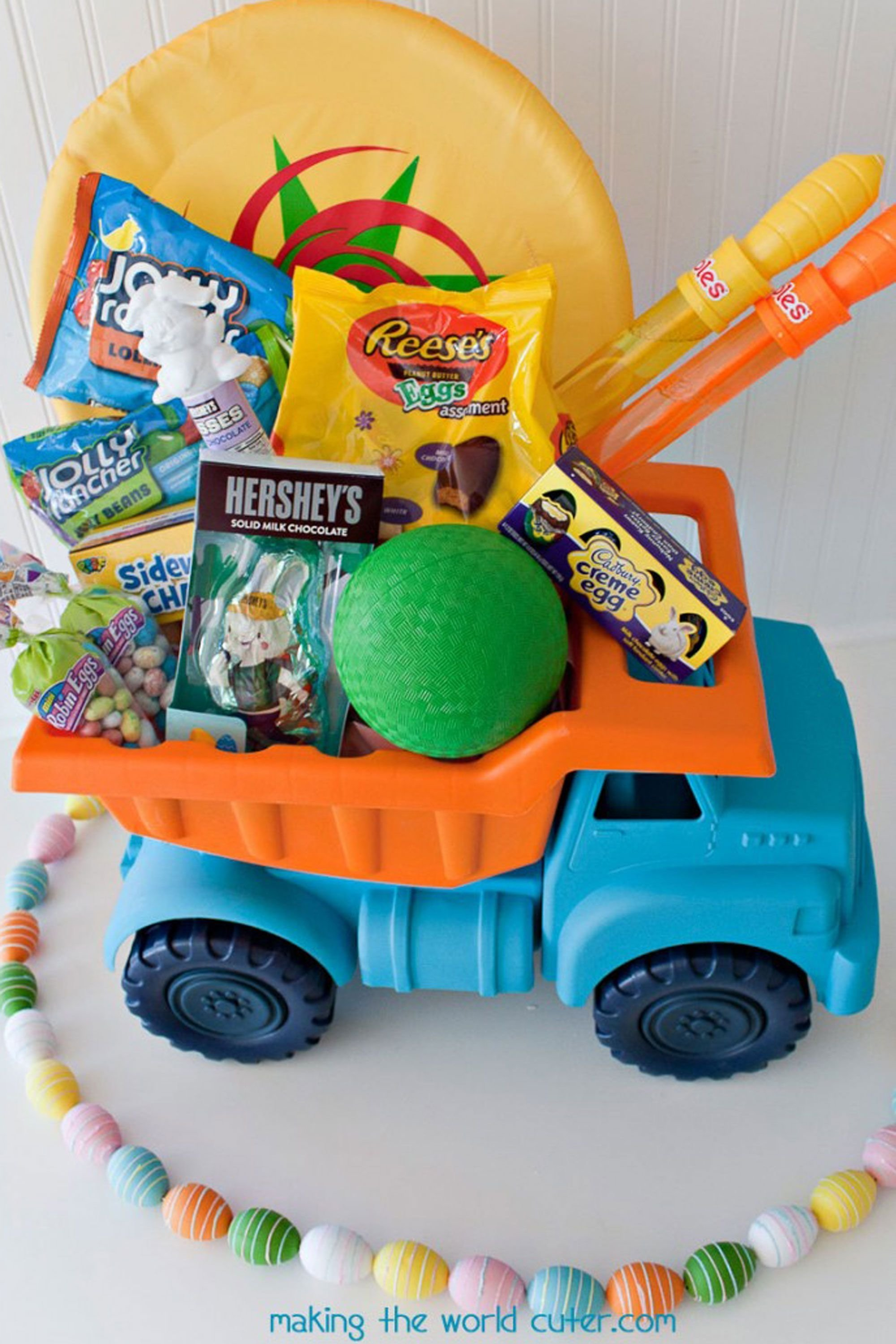 10 Fashionable Gift Basket Ideas For Kids 16 easter basket ideas for kids best easter gifts for babies 4