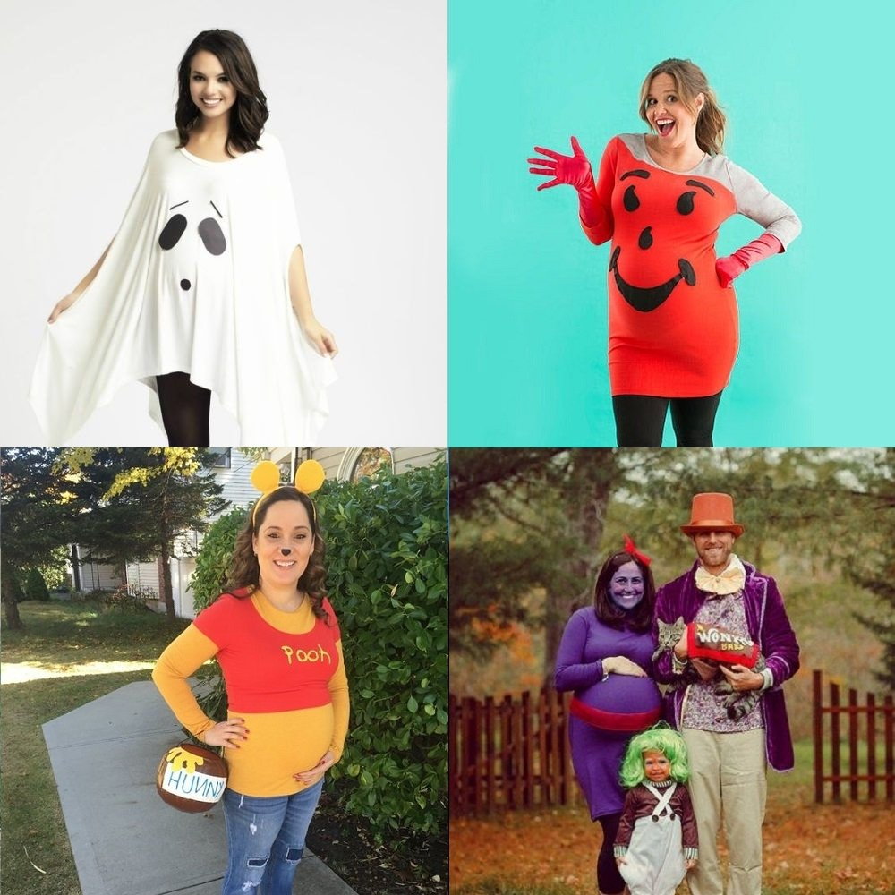 10 Perfect Halloween Costume Ideas For Pregnant 16 pregnant halloween costumes ideas that embrace the bump