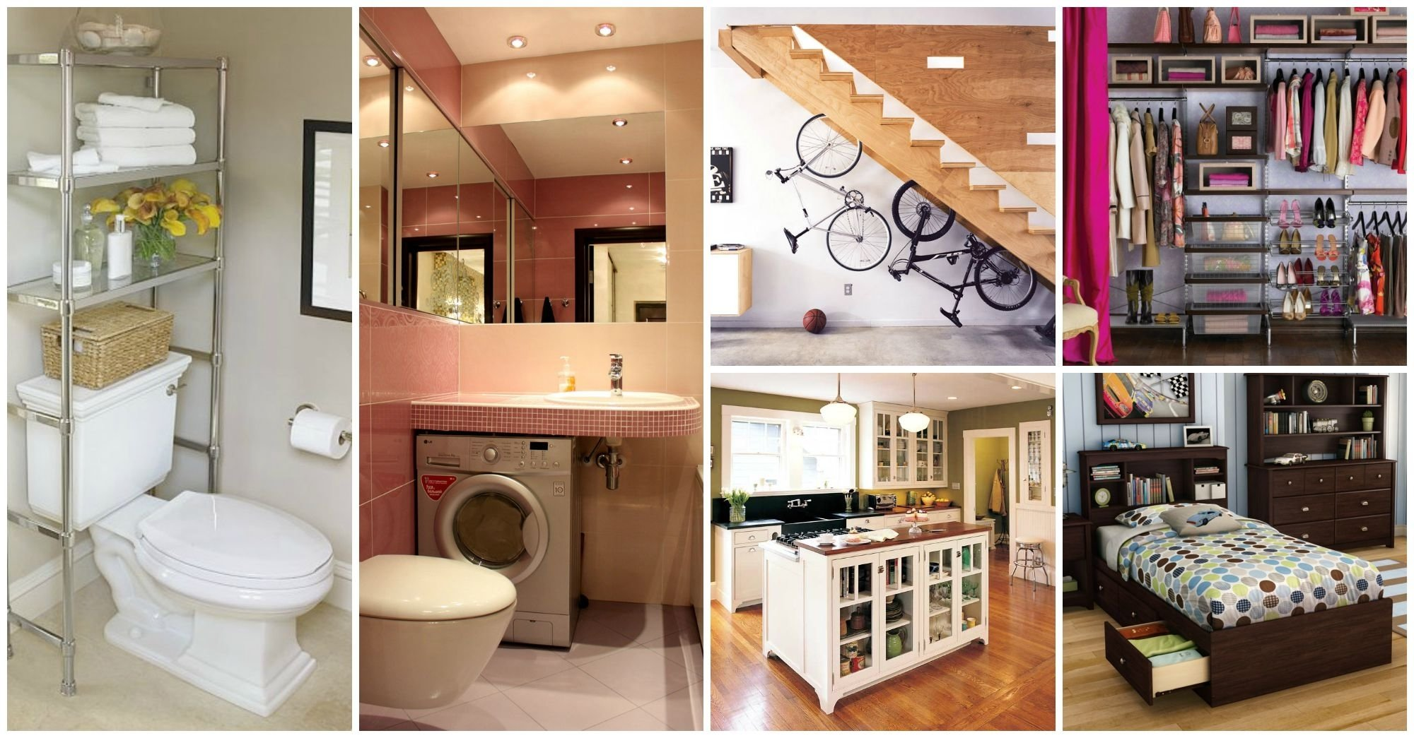 10 Perfect Space Saving Ideas For Small Homes 16 small home space saving tips houz buzz 2020