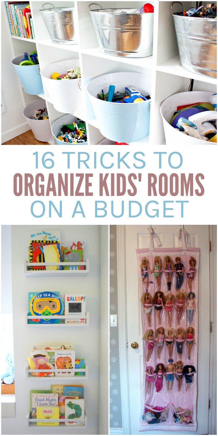 10 Fabulous Organizing Ideas For Kids Rooms 16 tricks to organize kid rooms on a budget 2021