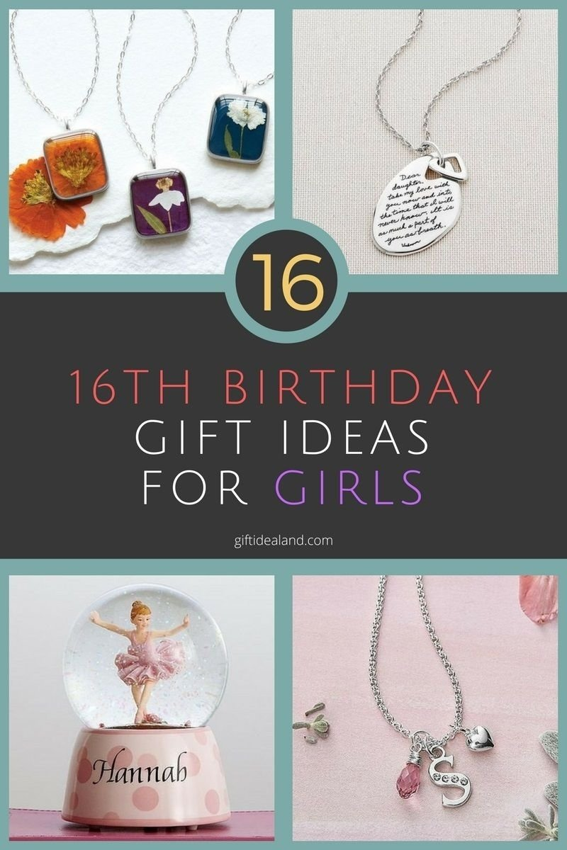 10 Nice Gift Ideas For 16Th Birthday 16 unique 16th birthday gift ideas for girl birthday gifts 16th