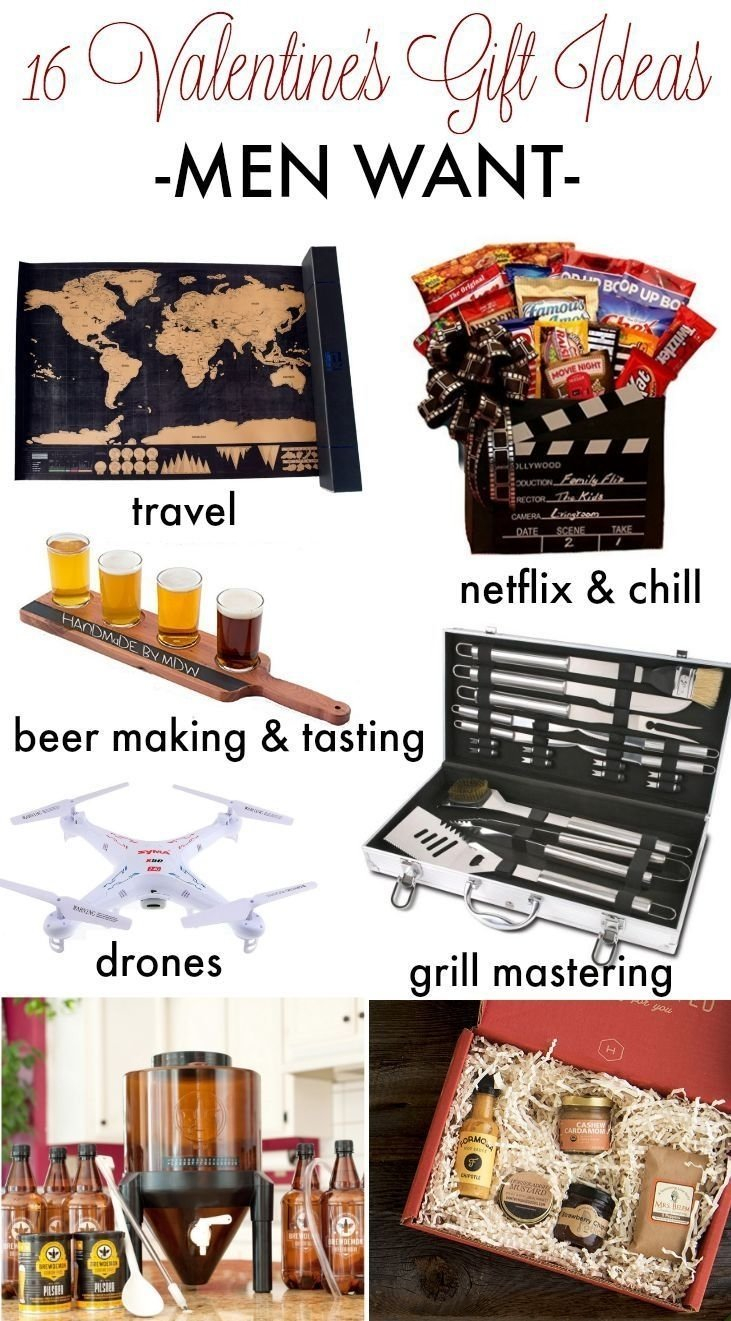 10 Most Recommended Creative Gift Ideas For Men 16 valentines day gift ideas men want idea man gift and surprise 2020