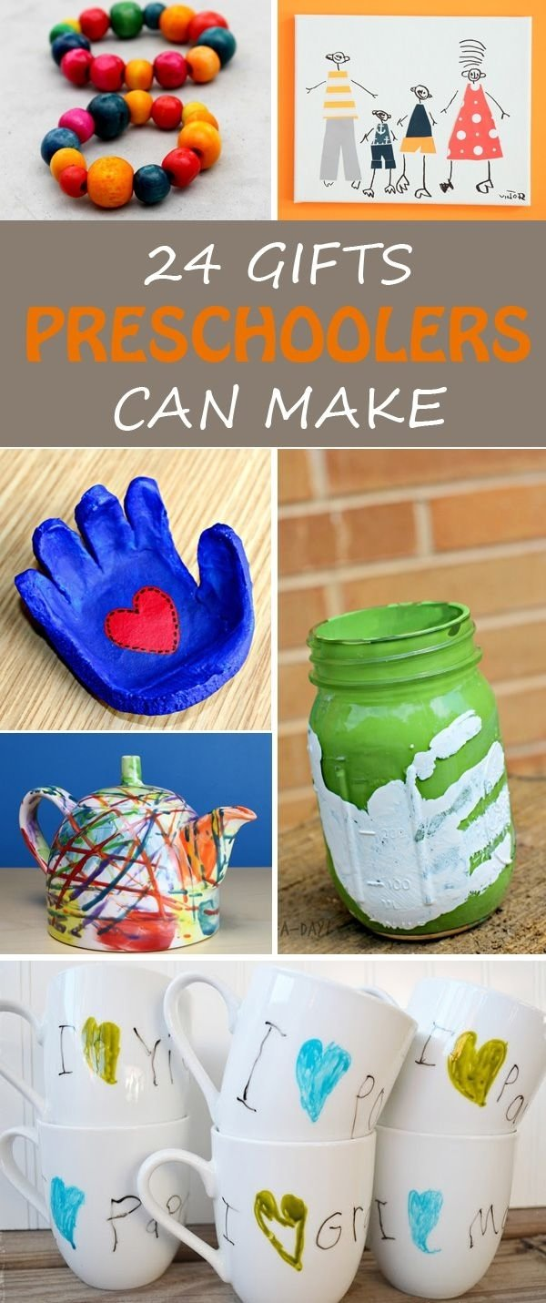 10 Most Popular Kids Christmas Craft Gift Ideas