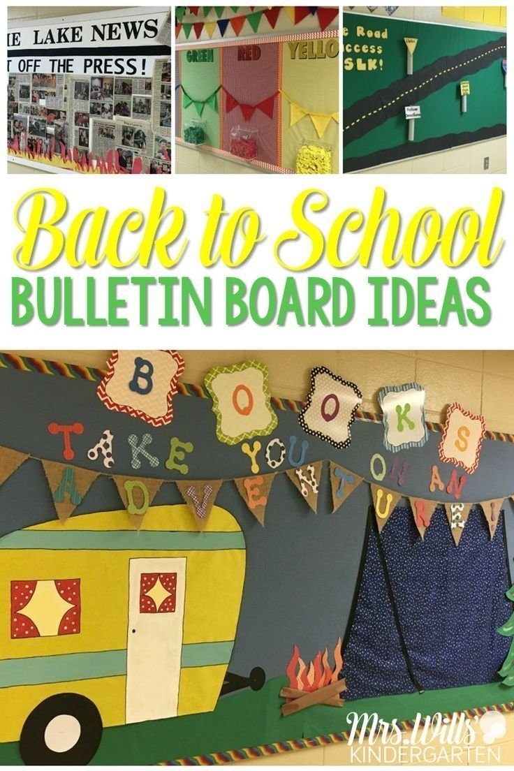10 Trendy Back To School Ideas For Kindergarten 1664 best back to school ideas images on pinterest kindergarten 1 2021