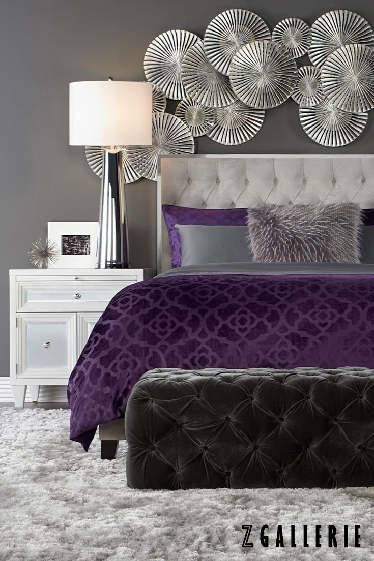169 best decorating in: amethyst images on pinterest | bedroom ideas