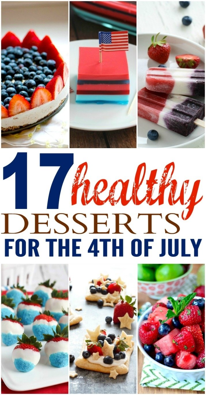 10 Stylish 4Th Of July Baking Ideas 17 amazing desserts for a healthier 4th of july
