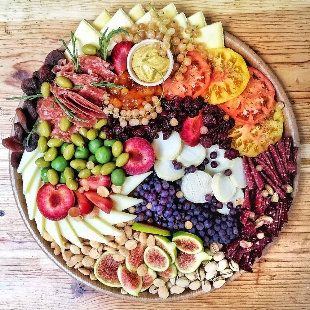 10 Perfect Fruit And Cheese Platter Ideas 17 appetizer boards to up your hostess game pizzazzerie 2021