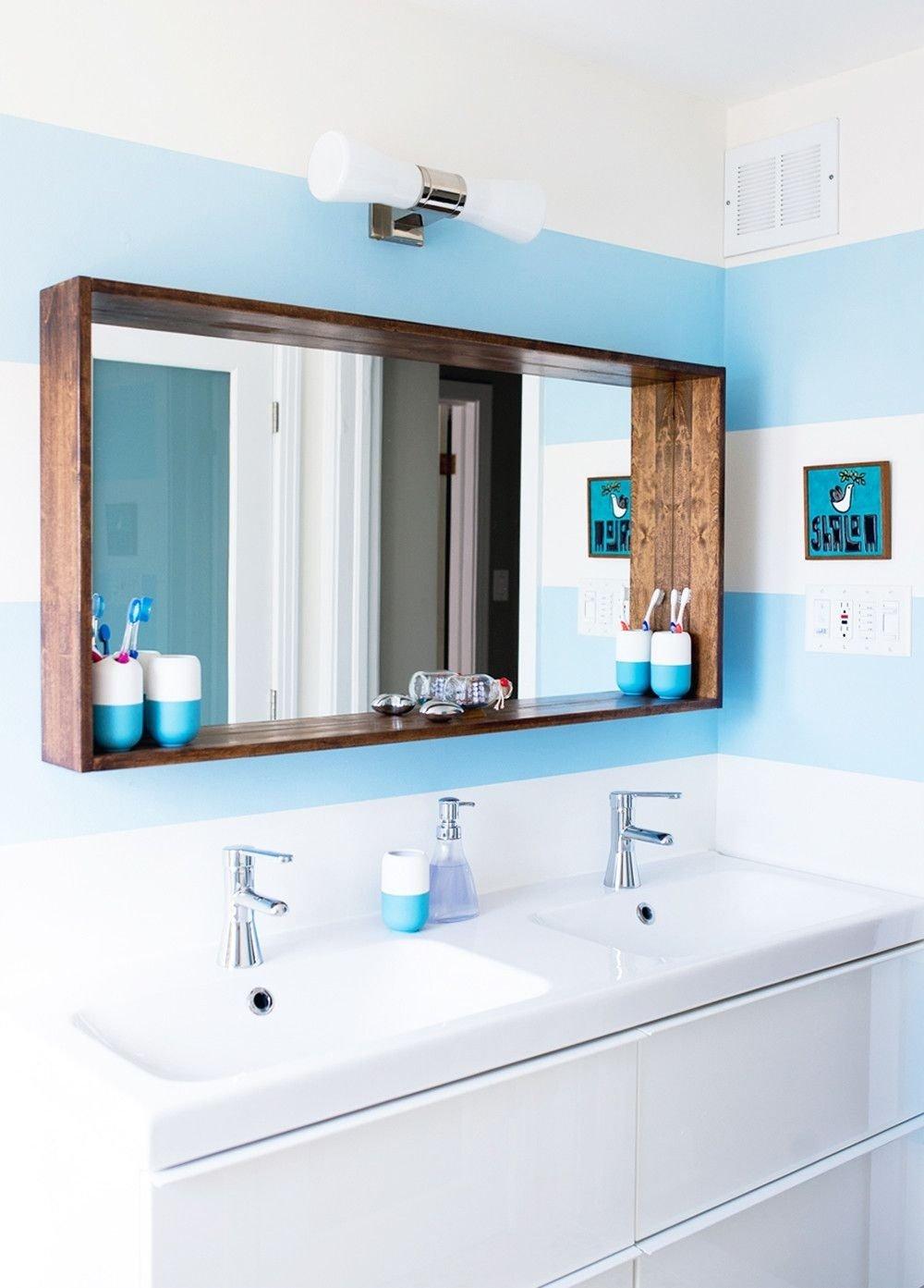 10 Lovable Diy Bathroom Mirror Frame Ideas 17 bathroom mirrors ideas decor design inspirations for 2020