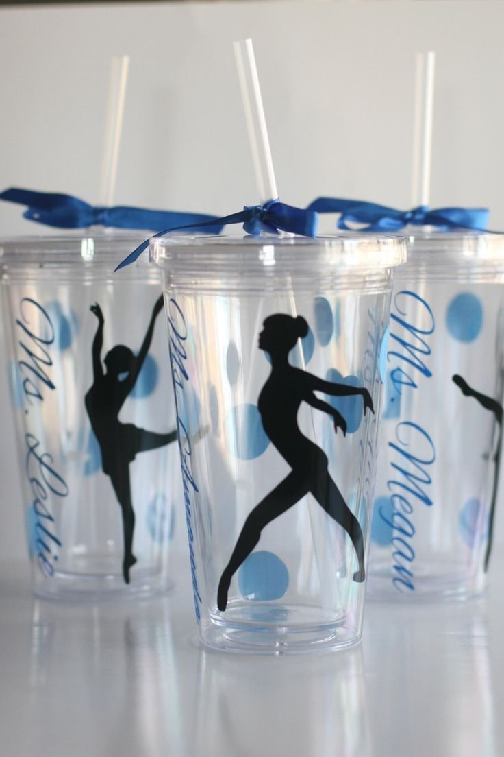 10 Attractive Gift Ideas For Dance Teachers 17 best dancer gift images on pinterest personalized tumblers