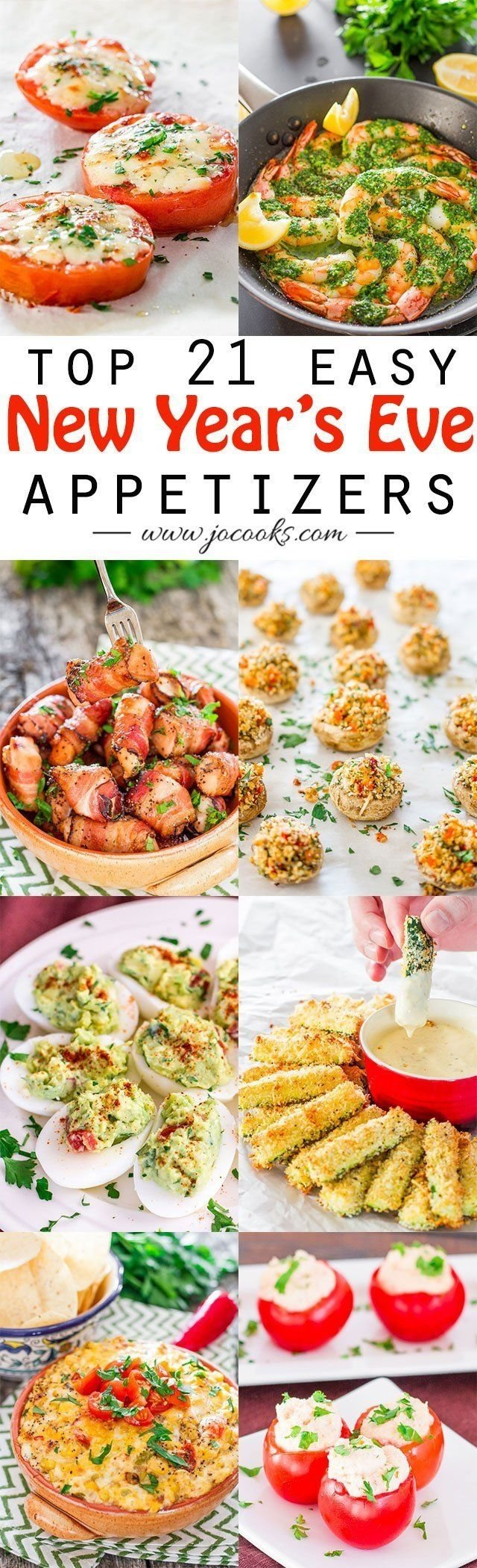 10 Unique New Years Eve Finger Food Ideas 17 best holiday apps images on pinterest cooking recipes box 2021
