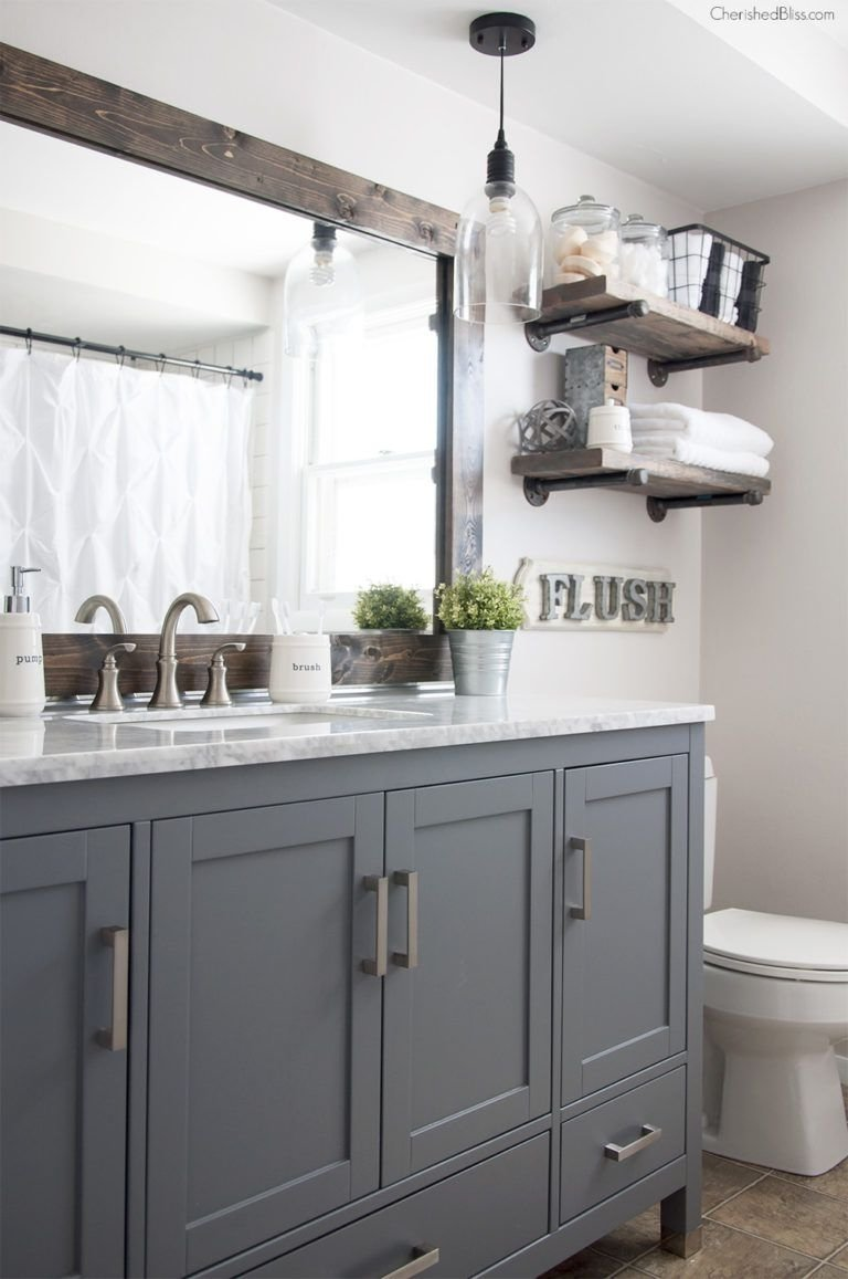 10 Lovable Gray And White Bathroom Ideas 17 classic gray and white bathrooms 2020