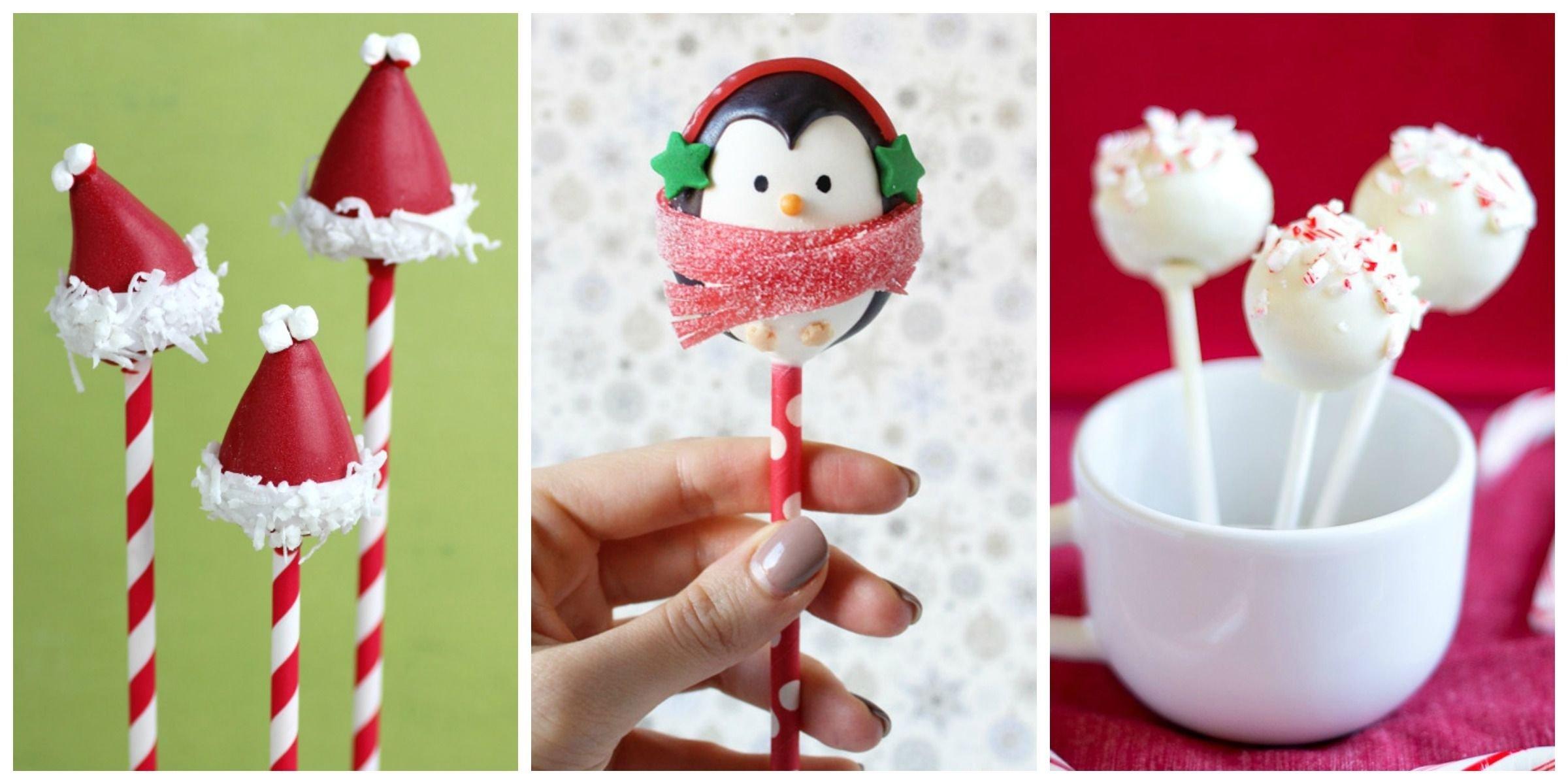 10 Elegant Cake Pop Ideas For Christmas 17 easy christmas cake pop ideas best christmas cake pop recipes 2020
