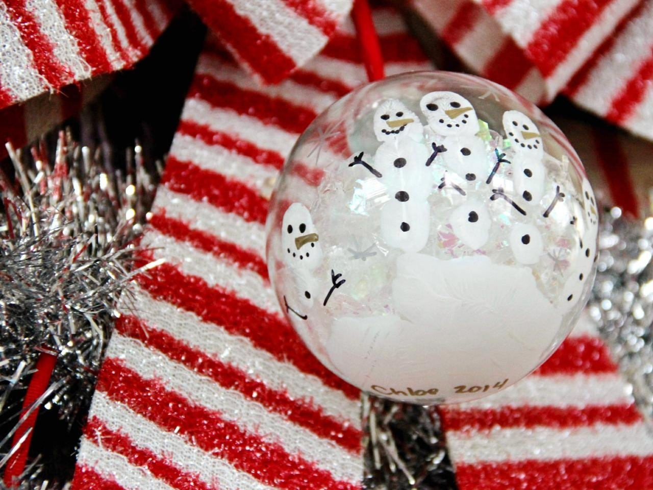 10 Most Recommended Homemade Ornament Ideas For Kids %name 2020