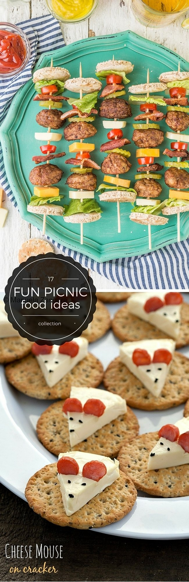 17 fun, kid-friendly picnic food ideas