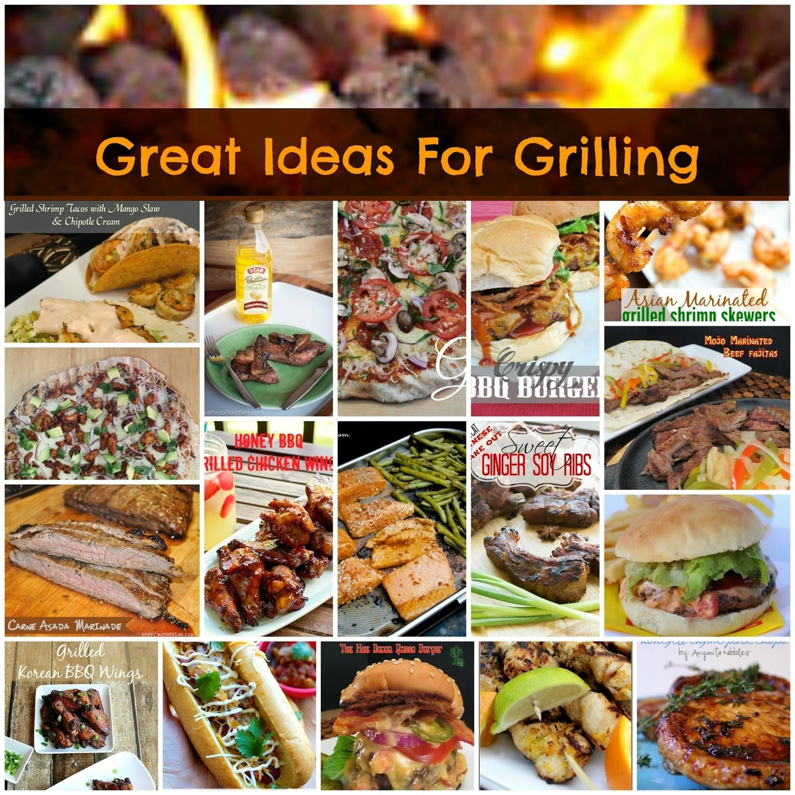 10 Best Dinner Ideas For The Grill 17 great ideas for grilling for memorial day joybee whats for