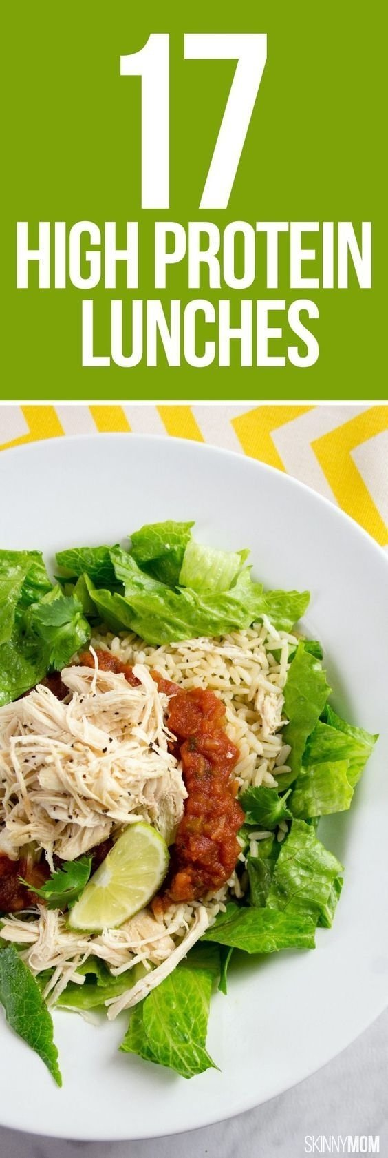 10 Unique High Protein Lunch Ideas For Work 17 high protein lunches to nix your afternoon hunger pangs lunches