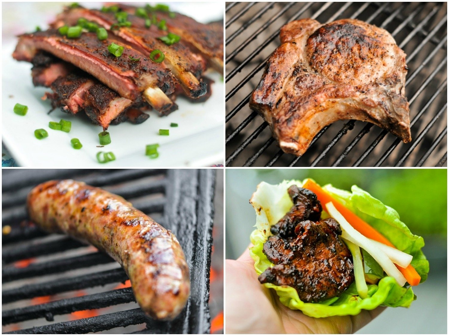 10 Awesome Memorial Day Bbq Menu Ideas 17 juicy grilled and smoked pork recipes for your memorial day table