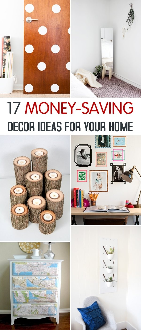 17 money-saving decor ideas for your home