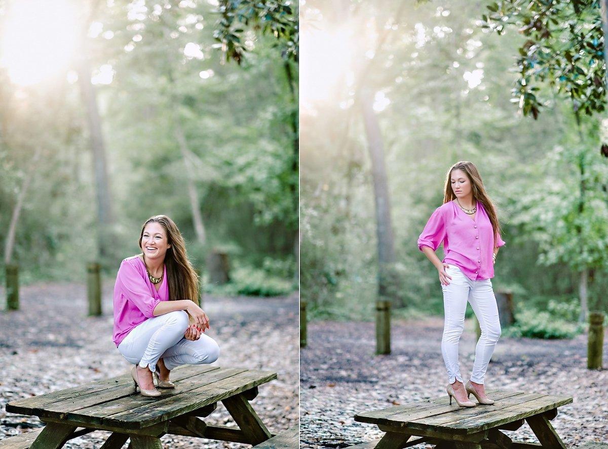 10 elegant ideas for senior pictures for girls