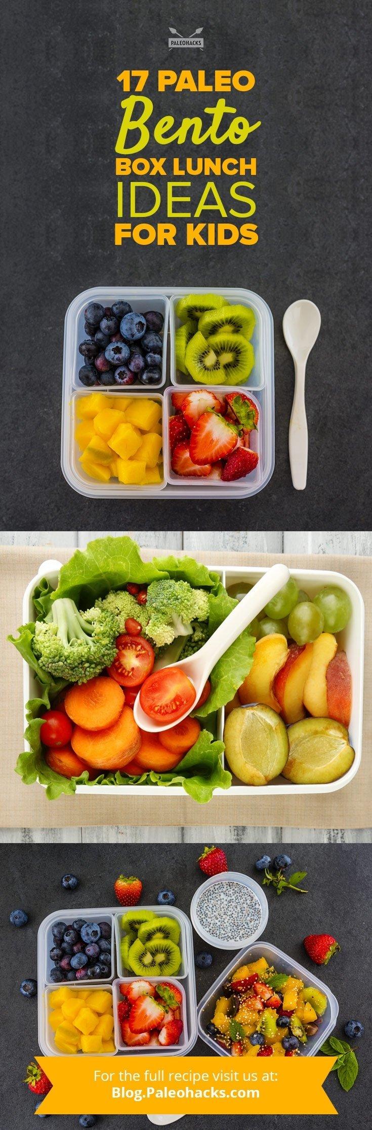 10 Wonderful Paleo Lunch Ideas For Kids 17 paleo bento box lunch ideas for kids skewers roll ups and fruit 2021
