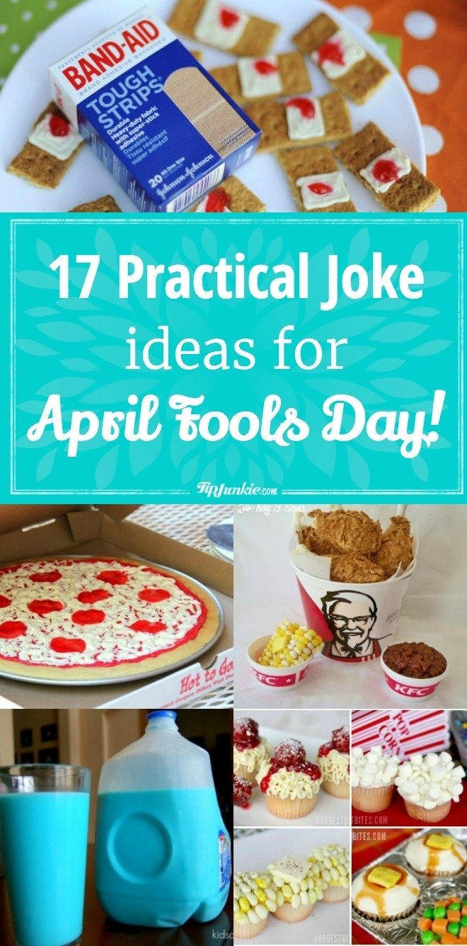 10 Fabulous Ideas For April Fools Day 17 practical joke ideas for april fools day tip junkie 2021