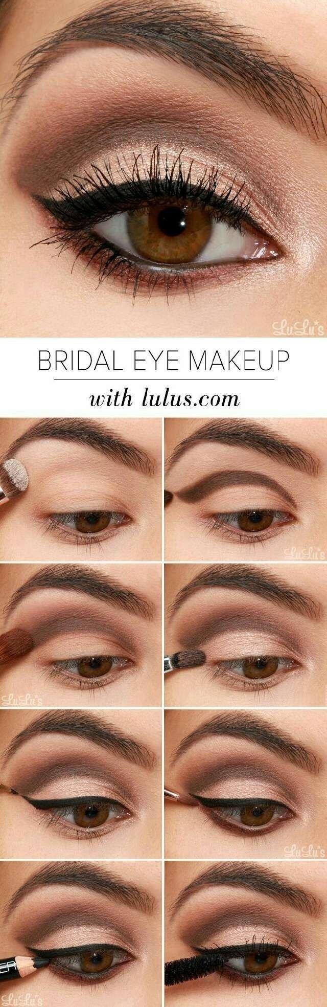 10 Best Eye Makeup Ideas Brown Eyes 17 super basic eye makeup ideas for beginners 2018 brown eyes