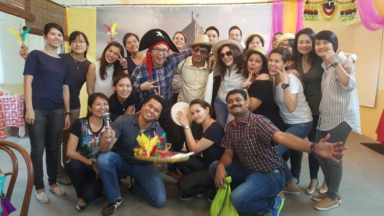 10 Stylish Team Building Ideas For The Office 17 team building ideas in singapore 2017 village singapura 2020