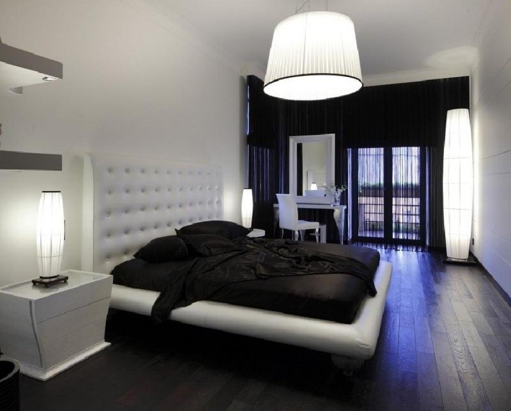 10 Awesome Black And White Room Ideas 17 timeless black white bedroom designs that everyone will adore 3