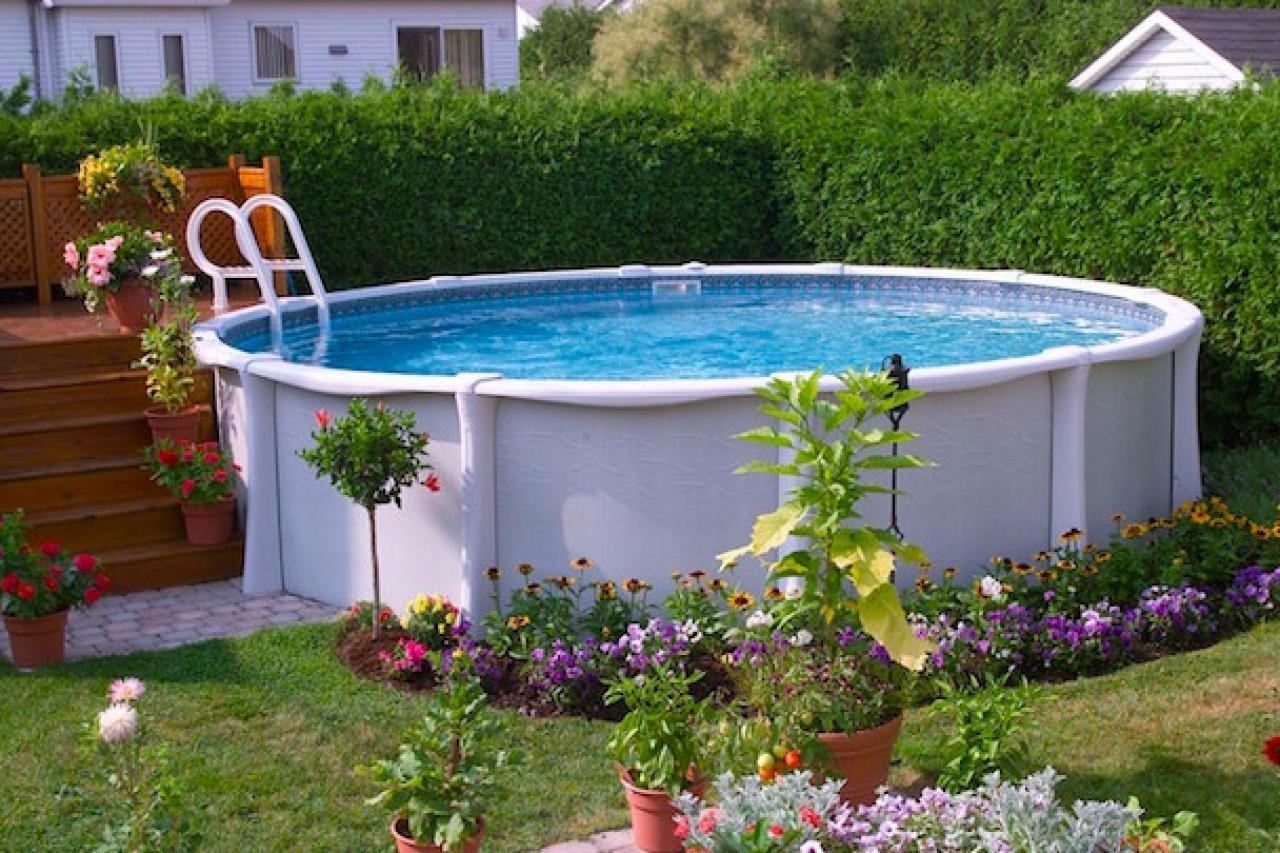 17 ways to add style to an above-ground pool | hgtv's decorating