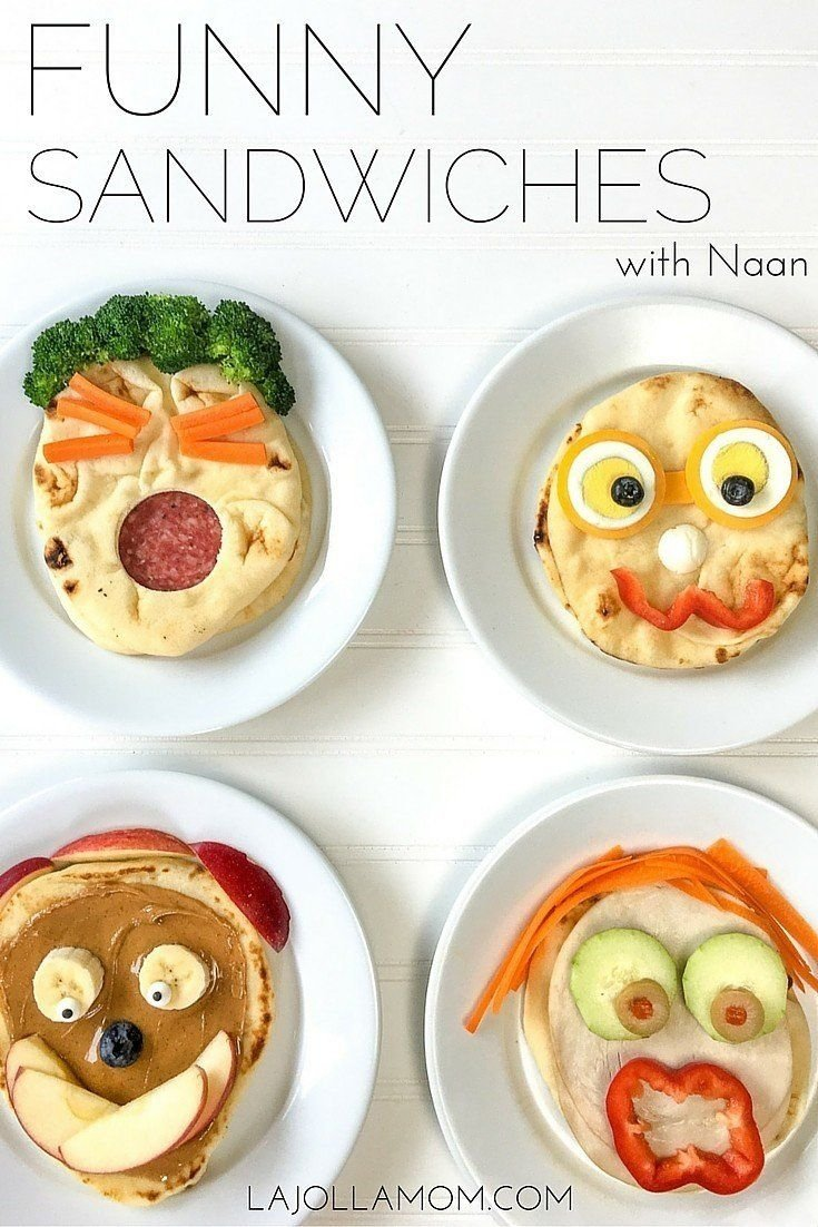 177 best food shapes for kids images on pinterest | kid lunches