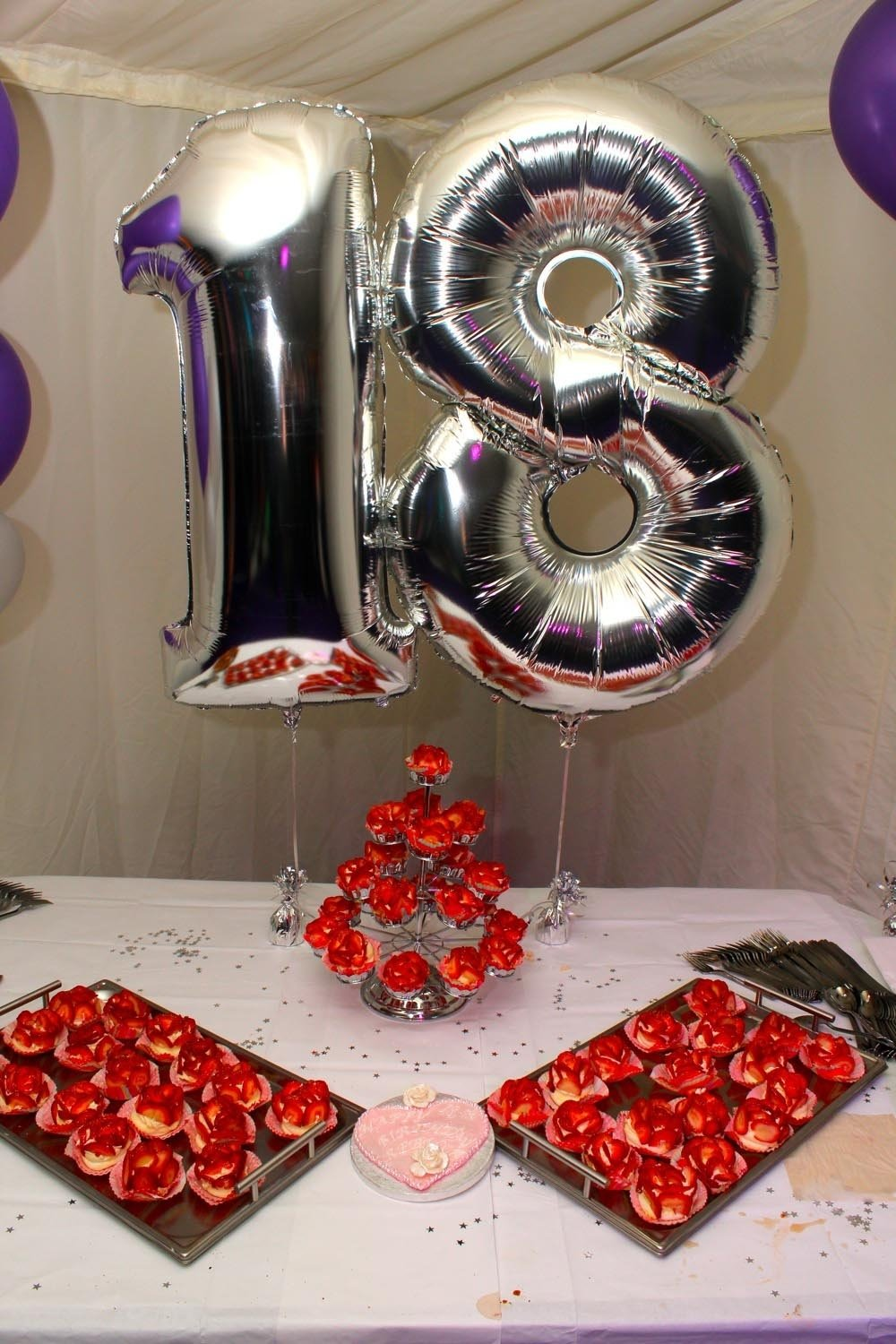 10 Stylish Ideas For 18Th Birthday Party 18 birthday party planner birthday party pinterest 18th 3 2020
